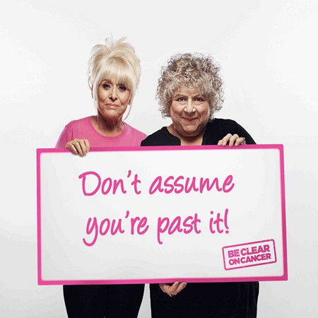 Be Clear on Cancer Campaign Photographed by John Wright