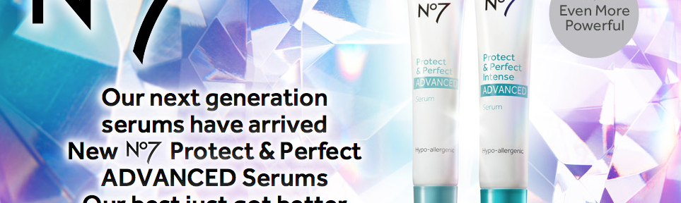 Boots No& next generation of serums