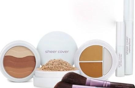 Sheer Cover Studio Introductory VIP Kit
